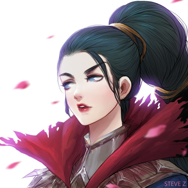 Vayne | Вэйн @League of Legends | Лига Легенд #LoL #ЛоЛ #SteveZheng