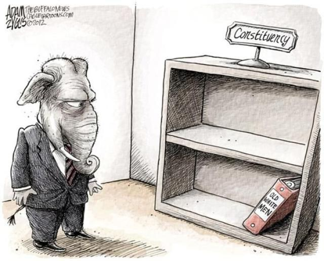 Political Cartoons of the Week: GOP Constituency