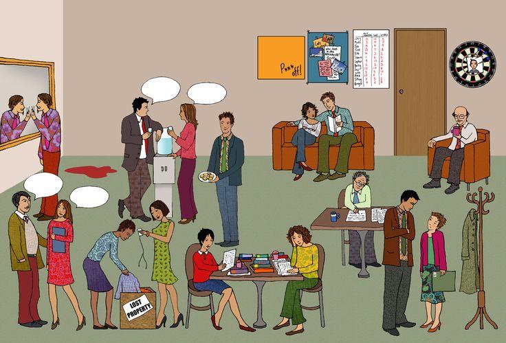 #emmabrownjohn #newdivision #illustration #digital #line #stylised #character