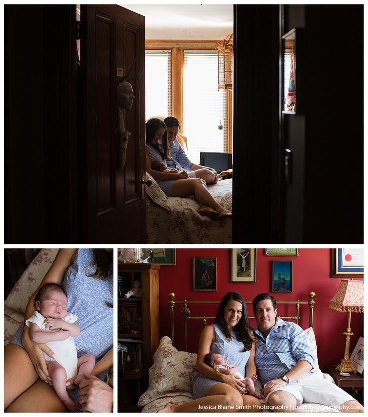 Toronto Newborn Portraits