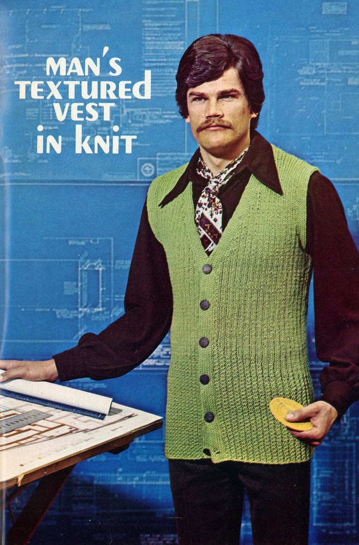 13 best Vintage Knit / Crochet Magazine Scans images on Pinterest ...