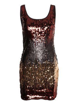 Party Perfect! BIBI SL MINI DRESS #veromoda @VERO MODA Love this dress, perfect for the holiday parties!