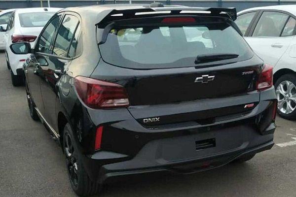 Chevrolet Onix Rs 2020 En 2020 Fotos De Autos Pagani Huayra Autos Nuevos