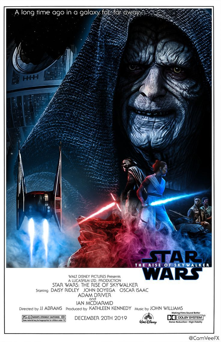 Star Wars The Rise Of Skywalker Retro Poster Posterspy Star Wars Movies Posters Star Wars Images Star Wars Pictures
