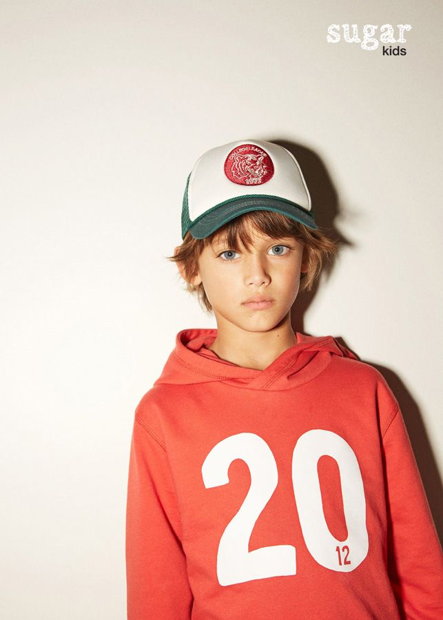 Oliver from Sugar Kids for Mango.  f16b20822adf4