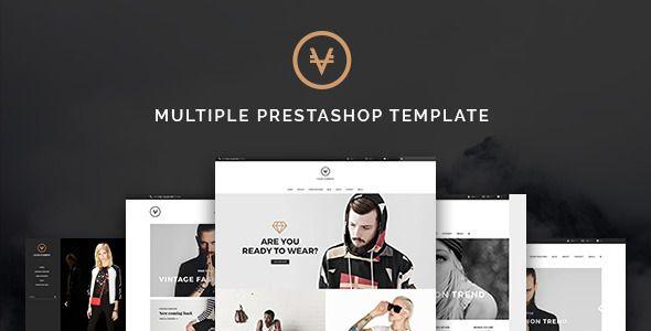 Leo Vanis Fashion Responsive Prestashop Theme