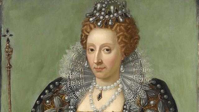 Imágenes Victorianas: Isabel I de Inglaterra