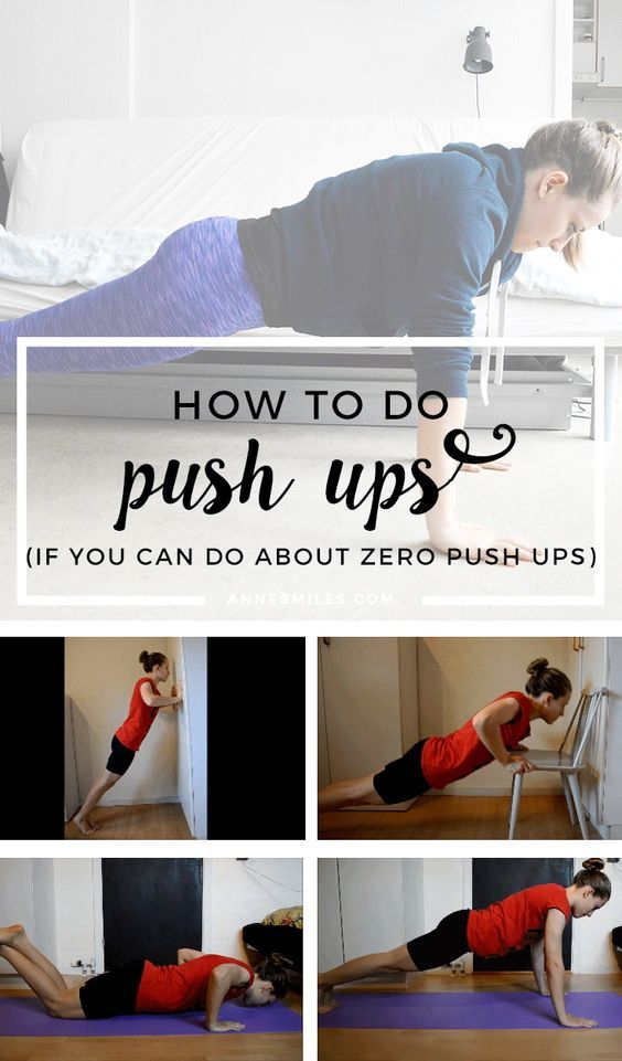 How To Learn Proper Push-up Form – Minus The Gym