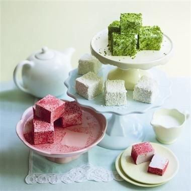 Learn how to make marshmallows.