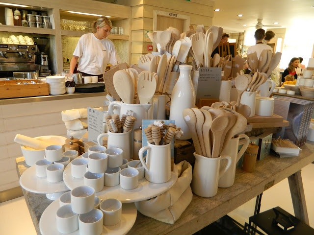 The Style and Travel Journals: Daylesford Organic Farmshop & Cafe
