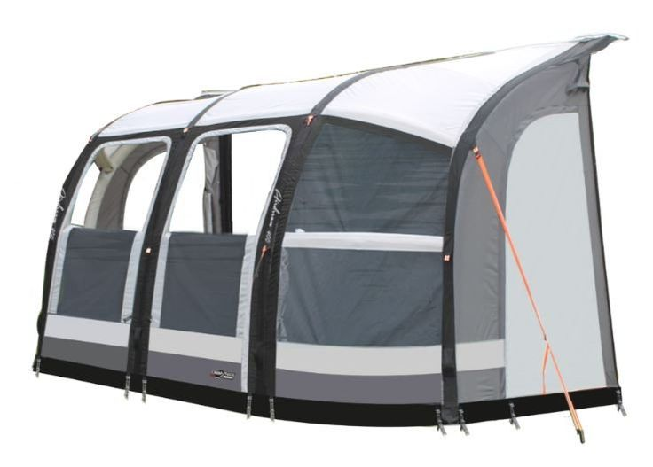 AirDream 400 Inflatable Air Porch Awning for Caravan By CampTech – Quality Caravan Awnings