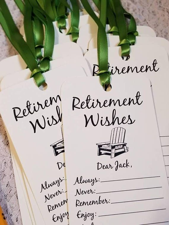 Best  Retirement Parties Ideas On   Retirement Ideas