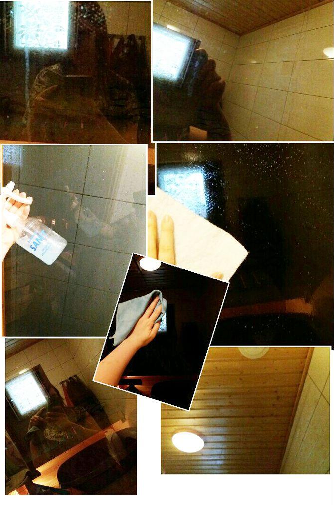 Siistiä!: Sanit ja saunan ovi