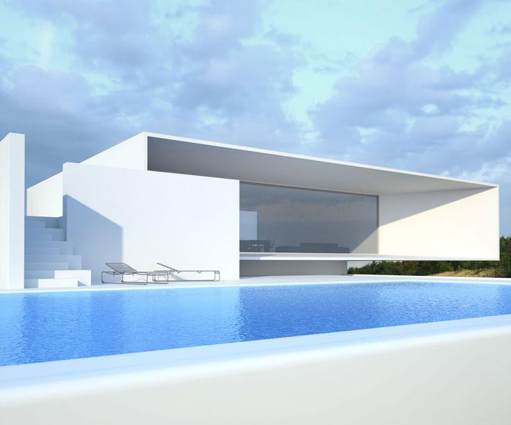House concept by Roman Vlasov