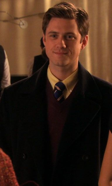 """William """"Tripp"""" van der Bilt III is a recurring character in the Gossip Girl television series, portrayed by Aaron Tveit. The elder cousin of Nate Archibald, Tripp serves as a rival for Nate later on as they compete for the affections of their grandfather, William. Tripp van der Bilt is the grandson of William van der Bilt, who is """"political minded,"""" and Nate Archibald's first cousin. Throughout the series, Tripp competes with Nate for the affections of their grandfath..."""