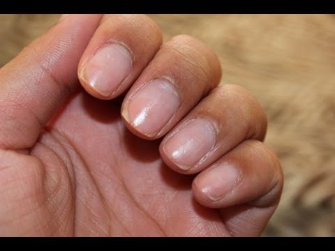 how to take off gel extensions at home