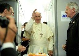 DOCUMENT - Homélie du pape François pour la messe célébrée dimanche 31juillet au Campus de la Miséricorde, au dernier jour des Journées…