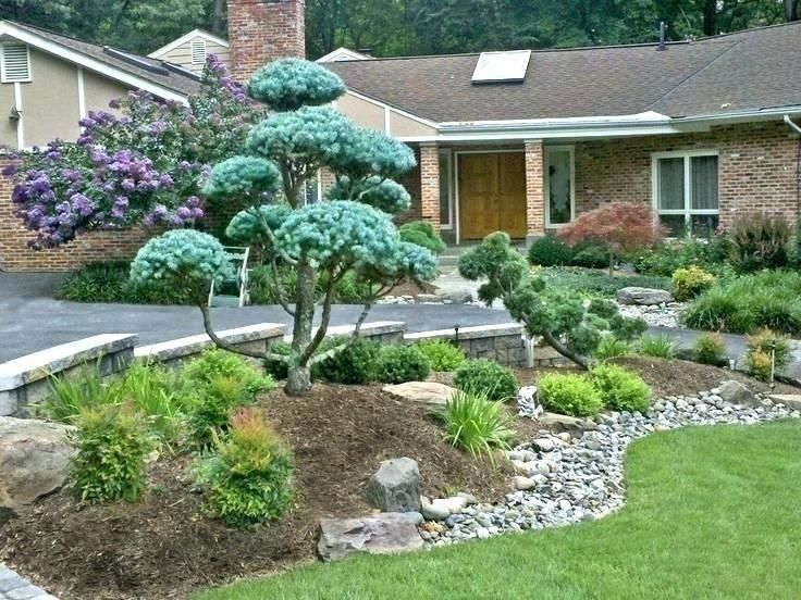 More Click Driveway Entrance Landscape Yard Landscaping