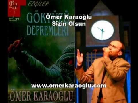 Ömer Karaoğlu - Sizin Olsun - http://www.omerkaraoglu.com