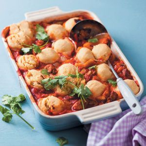 Pork Stew with Dumplings #Lunch #Recipes #Stew #SouthAfrica