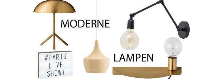 Wie ihr es schafft, den Raum optisch aufzuwerten? Moderne Lampen punkten nicht nur als toller Blickfang, sondern sorgen auch für die perfekte Beleuchtung.