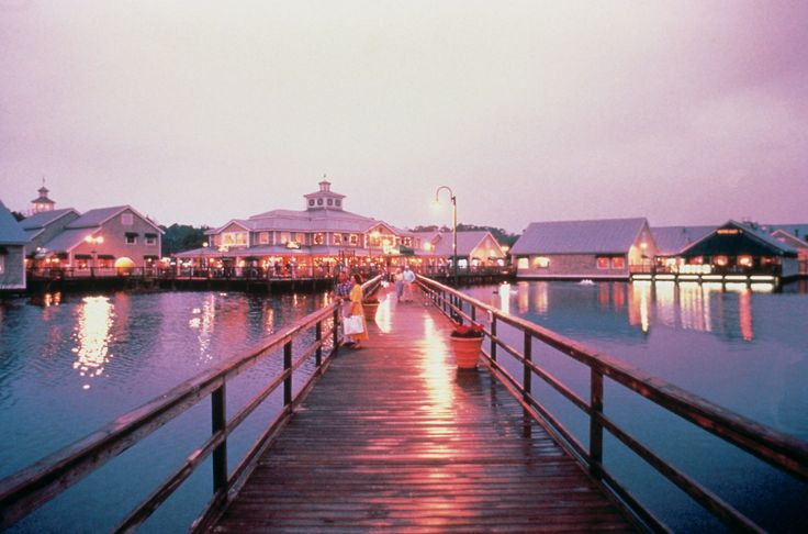 Barefoot Landing North Myrtle Beach SC. This place had great stores! =)