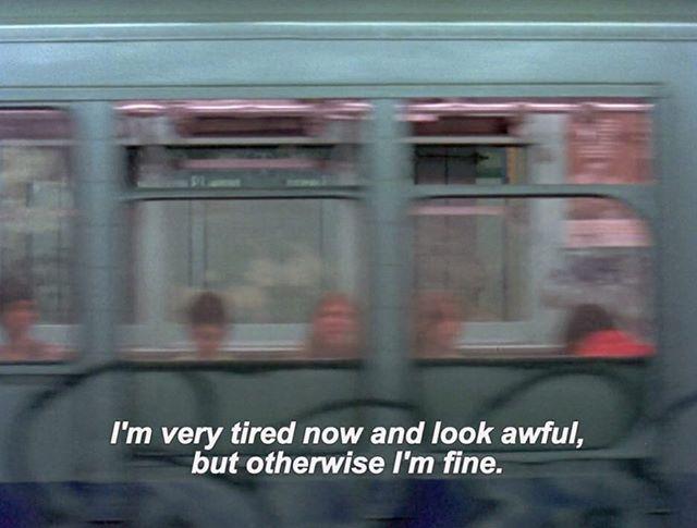 Chantal Akerman, News From Home, 1976