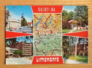 Saluti da Vimercate #postcard