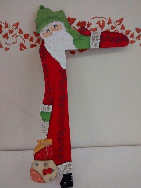 Noel p batente de porta