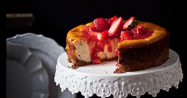 Cheesecake de Ricotta o Requesón, el definitivo