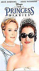 The Princess Diaries (VHS, 2001)