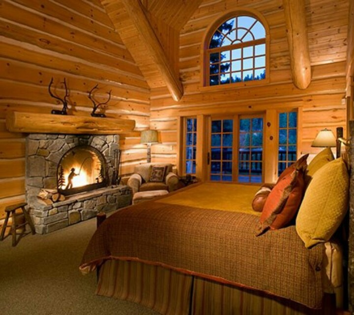 106 Best Cabin S And Log Homes Images On Pinterest