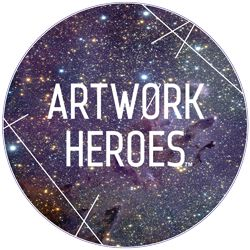 ArtworkHeroes Logo