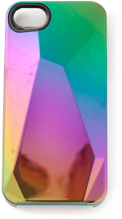 MARC BY MARC JACOBS faceted iPhone 5 case