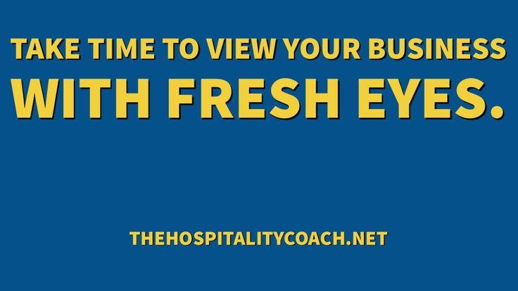 Video 15: Take time to see your business through new eyes | How To Start...
