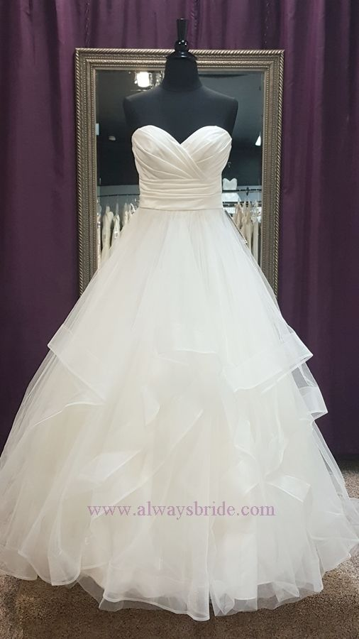 Wtoo Selena 14430 Always A Bride Wedding Consignment Grafton Wi