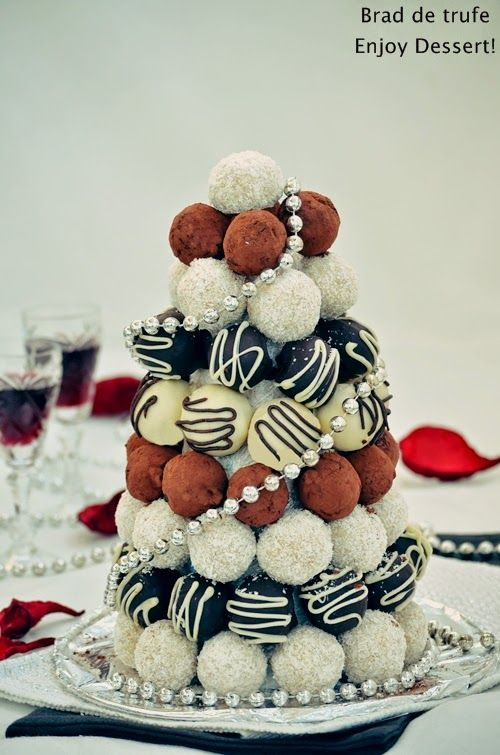 Truffle Christmas Tree