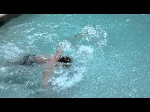 Adaptive Sports - Swimming in a pool (Wheelchair user) (Paraplegic) - (More info on: https://1-W-W.COM/Bowling/adaptive-sports-swimming-in-a-pool-wheelchair-user-paraplegic/)