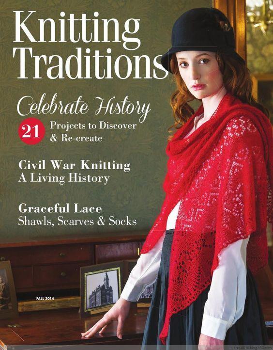 Knitting Traditions - Fall 2014 - 紫苏 - 紫苏的博客