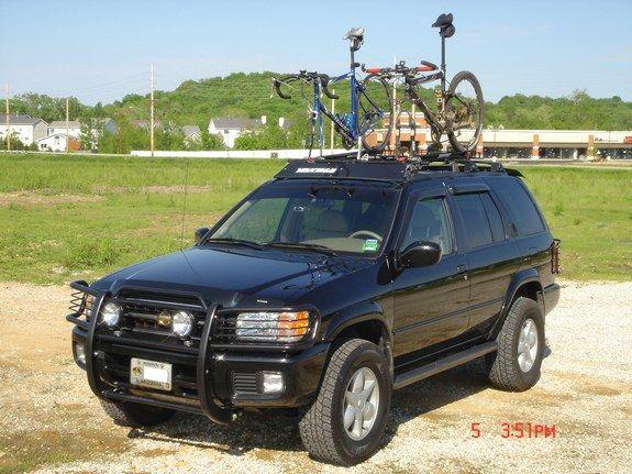 Terminex 2001 Nissan Pathfinder 23449630002_large