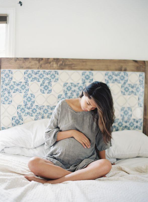 Maternity Boudoir - Nude Pregnancy Photos