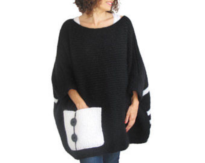 Ce manteau oversize parfait pour la saison automne/hiver. Le manteau est fait à l'aide de laine - fil bouclé donc son très léger et chaud. Il n'est pas de démangeaisons. Vous pouvez utiliser tous les jours. Vous pouvez le porter sur votre veste, manteau ou dun chandail.