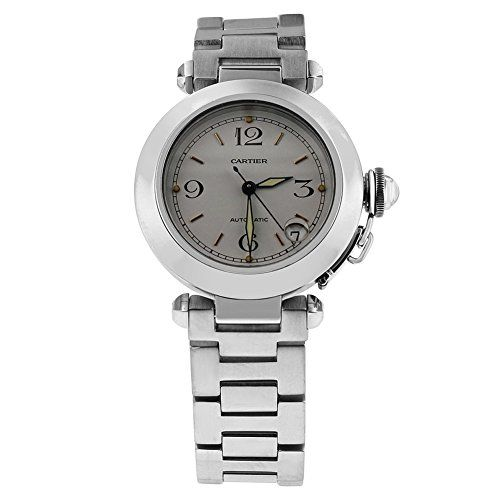 Cartier PASHA swissautomatic womens Watch 2324 Certified Preowned * More info could be found at the image url.