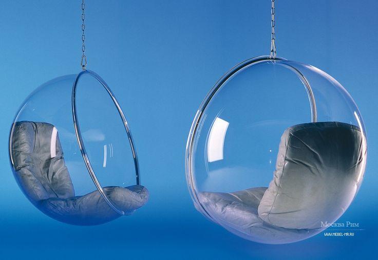 Armchair Bubble by Adelta GmbH, Germany. Designer  Eero Aarnio, 1968. Кресло Bubble от немецкого производителя Adelta GmbH. Год выпуска-1968. Дизайнер Эеро Арнио. #furniture #interior #mebelmr
