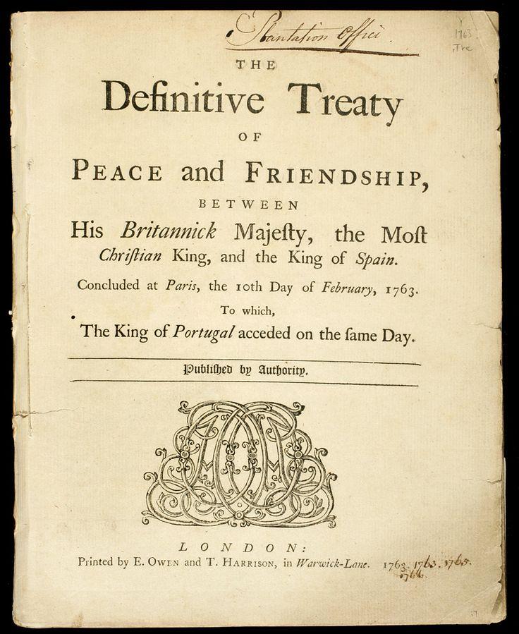 Jay`s Treaty