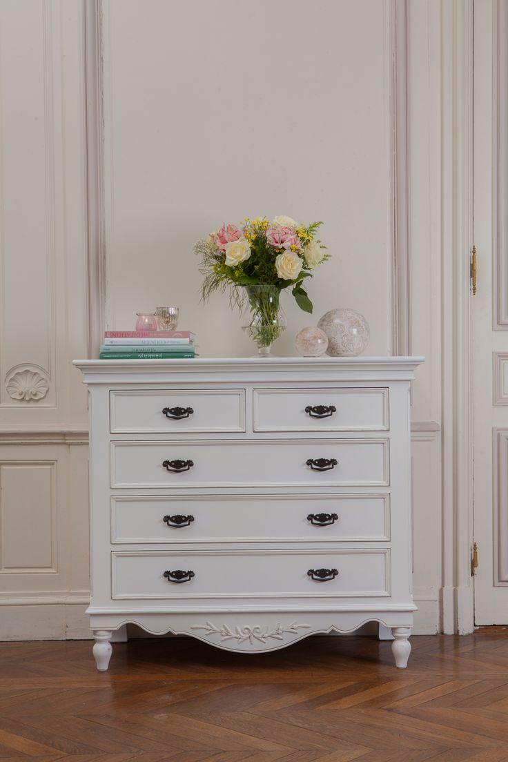 Brittany 5 drawer chest