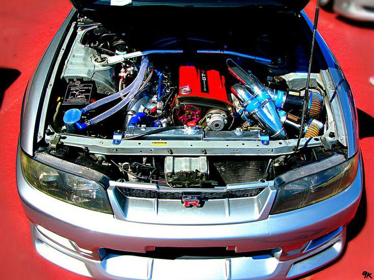 Nissan Skyline Engine Bay, Nissan, Free Engine Image For ...