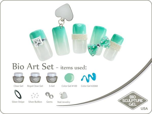 Tiffany's art set
