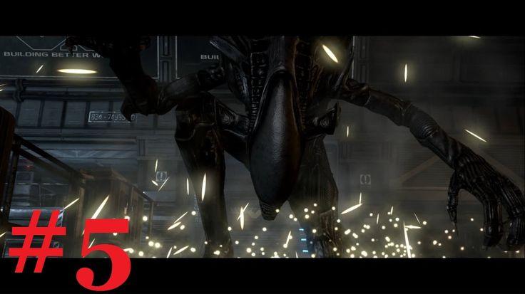 Aliens vs. Predator #5 Alfa Masculul Străin (jucăm pt soldat)  [MD]