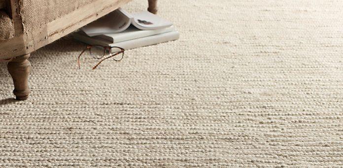Textura Stripe Wool Rug Ben Soleimani for RH   Restoration Hardware